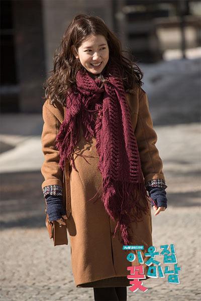 Diện đồ len chất như Park Shin Hye trong 'Mỹ nam nhà bên' - 18