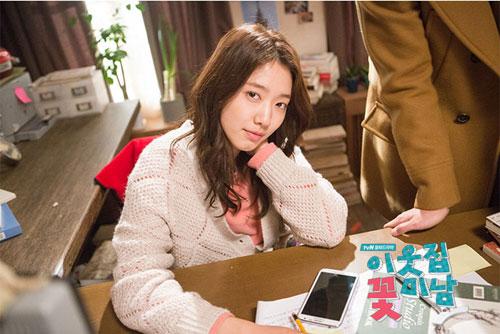 Diện đồ len chất như Park Shin Hye trong 'Mỹ nam nhà bên' - 9
