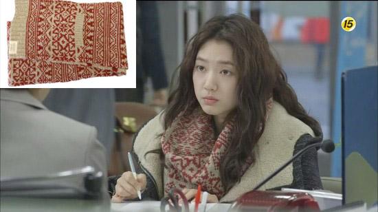 Diện đồ len chất như Park Shin Hye trong 'Mỹ nam nhà bên' - 14