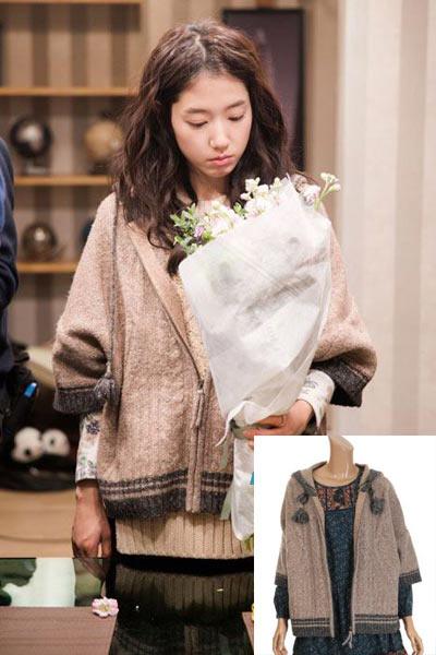Diện đồ len chất như Park Shin Hye trong 'Mỹ nam nhà bên' - 11