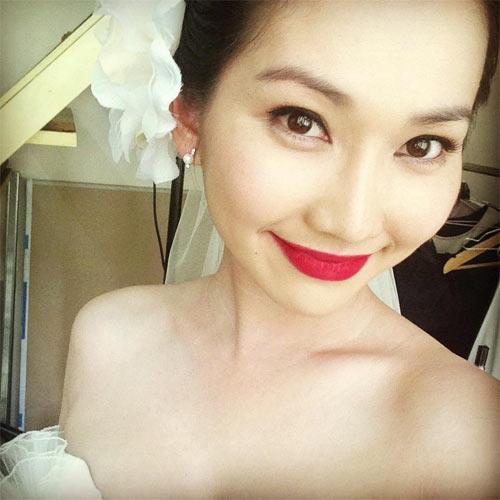 Diễn viên Kim Hiền bí mật kết hôn? - 2