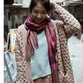 Thời trang - Diện đồ len chất như Park Shin Hye trong 'Mỹ nam nhà bên'