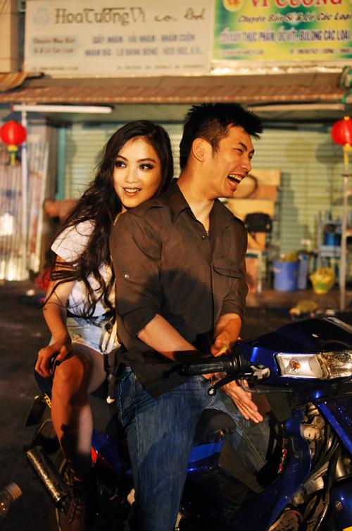 """huynh bich phuong tu tieu thu hoa """"gai giang ho"""" - 9"""
