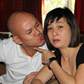 """Làng sao - Phan Đinh Tùng """"đòi hôn"""" Cát Phượng"""