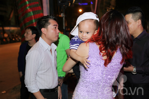 be jacky hieu dong mung sinh nhat thanh thao - 1