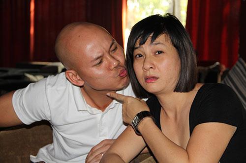 "dai nghia lai gia gai, le khanh ""chuan men"" - 6"