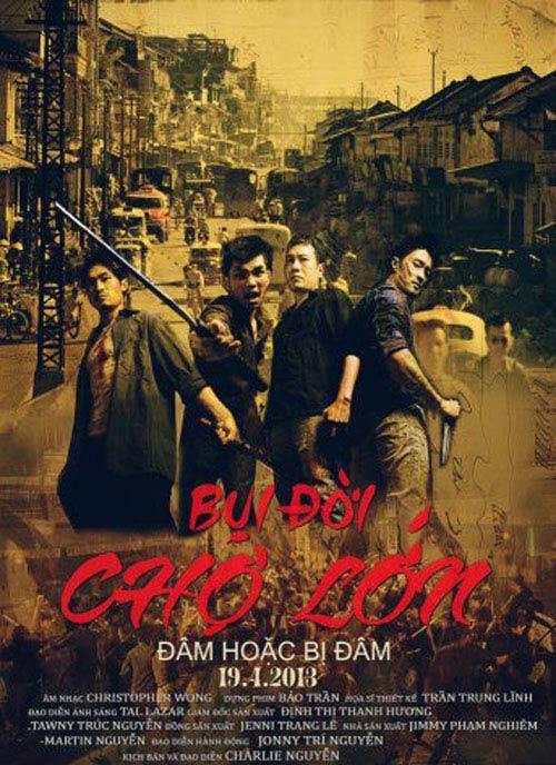"""bui doi cho lon"" tung poster bui bam - 3"