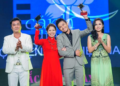 """canh dieu 2012: maya tu """"be cup"""" len nhan giai - 5"""