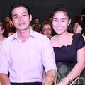 Làng sao - Quách Ngọc Ngoan cùng vợ đi xem ca nhạc