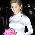 """Làng sao - Lâm Chi Khanh: """"Mong ngày mặc áo cô dâu"""""""
