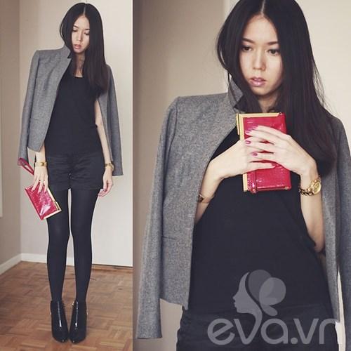 Eva Icon: Cô nàng chững chạc với gam trung tính-2
