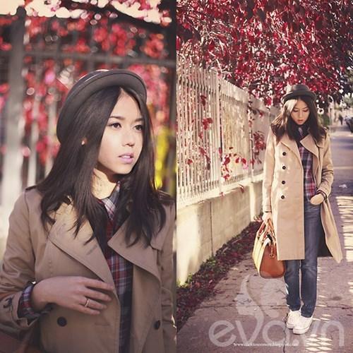 Eva Icon: Cô nàng chững chạc với gam trung tính-9