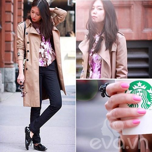 Eva Icon: Cô nàng chững chạc với gam trung tính-12