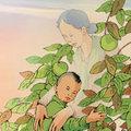 Làm mẹ - Truyện cổ tích: Sự tích cây vú sữa