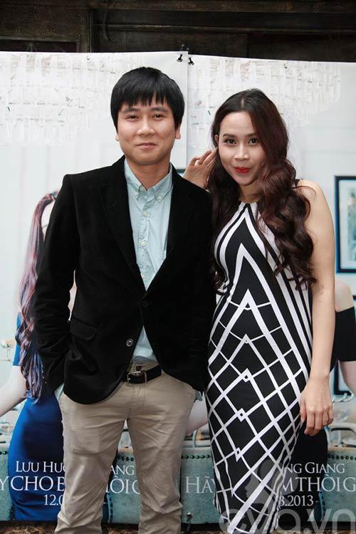 """Lưu Hương Giang """"đuổi"""" chồng vì quay cảnh nhạy cảm-12"""