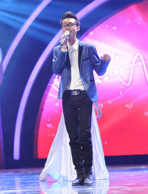 """vn's got talent 2012 dang bi """"that sung""""? - 2"""