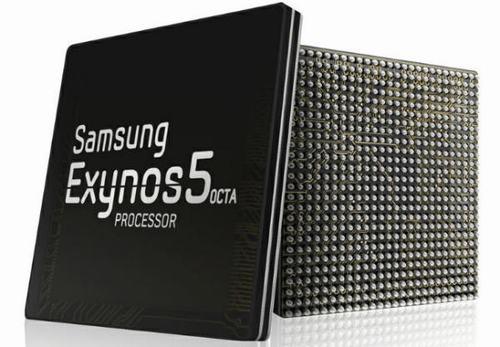 Galaxy S IV sử dụng chip Exynos 5 Octa-1
