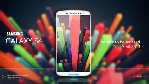 Galaxy S IV sử dụng chip Exynos 5 Octa-2