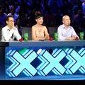 Làng sao - Công bố kết quả top 3 VN's Got Talent 2012