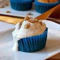 Bếp Eva - Bánh muffin dừa và bí đỏ thơm ngon