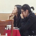 Làng sao - Paparazzi cảnh Triệu Vy đi sinh nhật cùng bạn bè