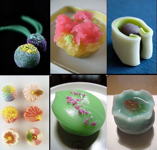 Món ăn trên phim: Kiệt tác bánh ngọt Nhật - Wagashi-1