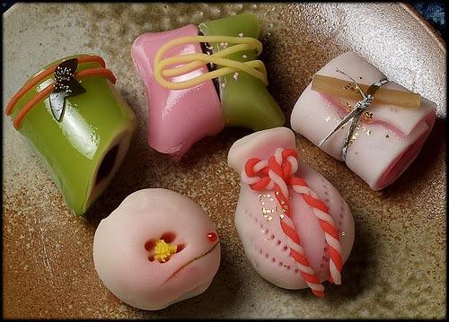 Món ăn trên phim: Kiệt tác bánh ngọt Nhật - Wagashi-2