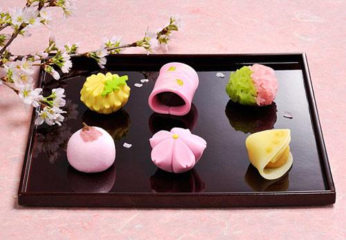 Món ăn trên phim: Kiệt tác bánh ngọt Nhật - Wagashi-4
