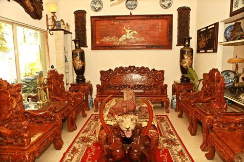 Biệt thự cổ trăm tỷ của diễn viên Tùng Lâm - 2