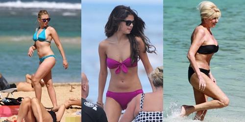 Cùng mỹ nhân chọn bikini mùa hè-3