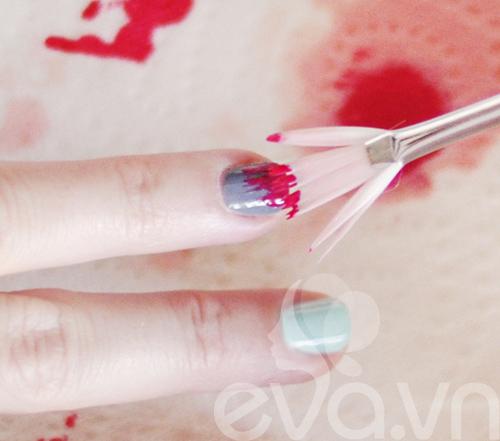 mau nail he 'xinh va sanh' - 6