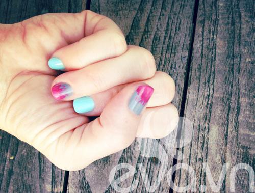 mau nail he 'xinh va sanh' - 9