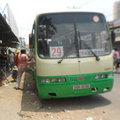 Tin tức - Người bán vé số bị xe buýt kéo lê tới chết