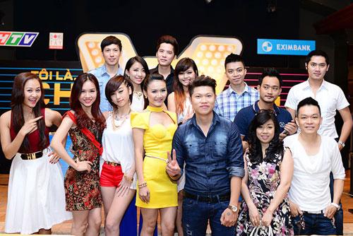 binh minh lam mc cho doi thu the voice - 6