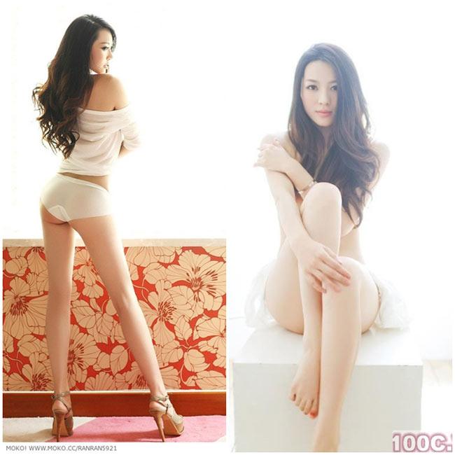 1. Sheng Xin Ran   Sheng Xin Ran sinh năm 1987, cô tốt nghiệp trường Đại học Mỹ thuật Sơn Đông. Từ năm 2006, Shen Xin Ran đã giành được một số giải thưởng dành cho người mẫu.