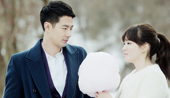 top 6 nu hon 'dam da huong vi' nhat phim han - 1