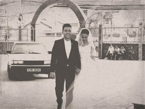 Lộ ảnh cưới của Tiến Dũng The Men - 1