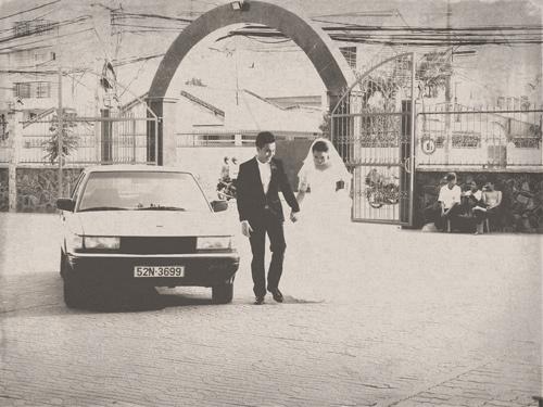 Lộ ảnh cưới của Tiến Dũng The Men - 7