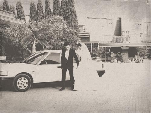 Lộ ảnh cưới của Tiến Dũng The Men - 9