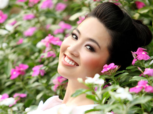 """Lê Khánh: """"Vì sự nghiệp, chưa vội kết hôn""""-1"""