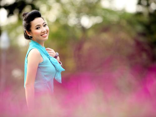 """Lê Khánh: """"Vì sự nghiệp, chưa vội kết hôn""""-4"""