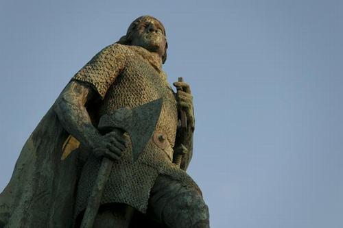 lan theo dau vet nguoi viking o bac au - 5