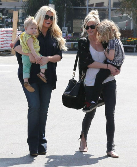 can canh con gai jessica simpson - 7