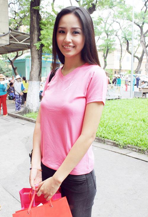 mai phuong thuy 'mat diem' vi jeans - 9