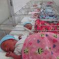 Tin tức - Niềm vui vỡ òa của người mẹ sinh 5 cháu nhỏ