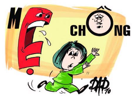ba noi 'ki bo' tung mieng an cho chau - 1