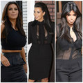 Thời trang - Phong cách bầu bí thảm họa của Kim Kardashian