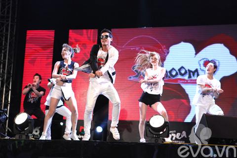 man nhan voi kpop showcase cua t-ara - 1