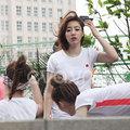 Làng sao - Cận cảnh vẻ xinh như mộng của T-ara