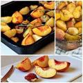 Bếp Eva - Hoa quả nướng vani hấp dẫn bất ngờ